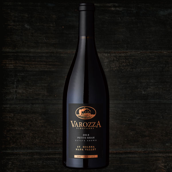 2013 PETITE SIRAH  - Varozza Vineyards
