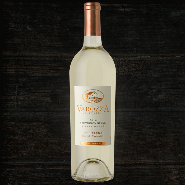 2016 Sauvignon Blanc  - Varozza Vineyards