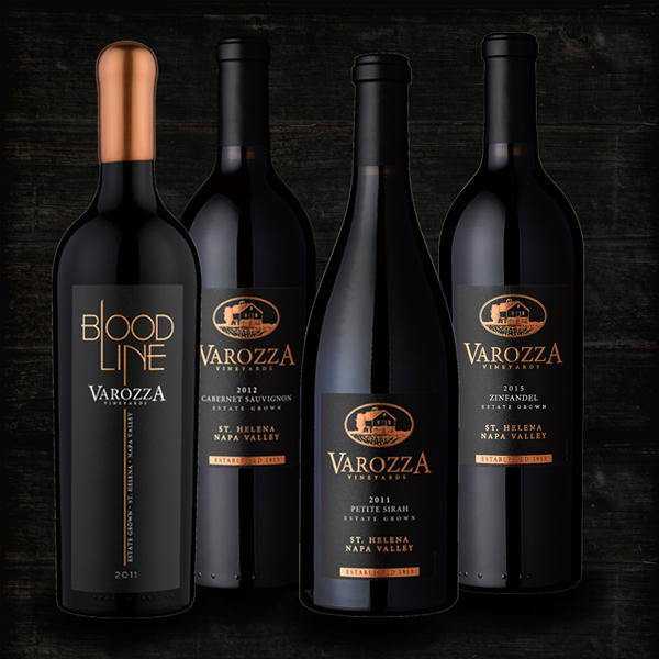 2015 Zinfandel  - Varozza Vineyards