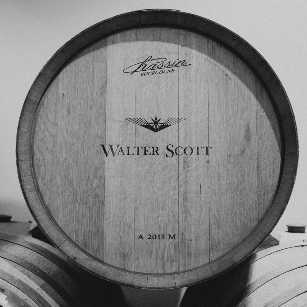 2016 Walter Scott Chardonnay Bunker Hill Willamette Valley - Viticole