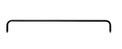 String stänger för metallhyllplan