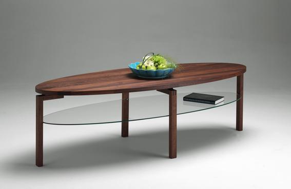 Soffbord ovalt soffbord : Emmaboda möbler - Sophie soffbord ovalt
