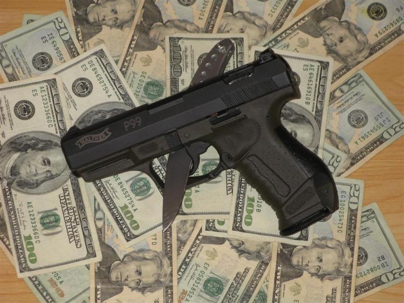 Guns And Money Drugs Wallpaper Imgkid