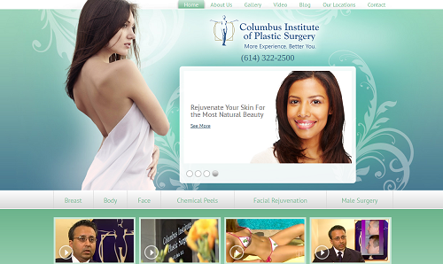 Dr. Bivik Shaw's Einstein Medical Website - Columbus Institute of Plastic Surgery
