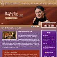 Mountain View Dental Practice's New Website