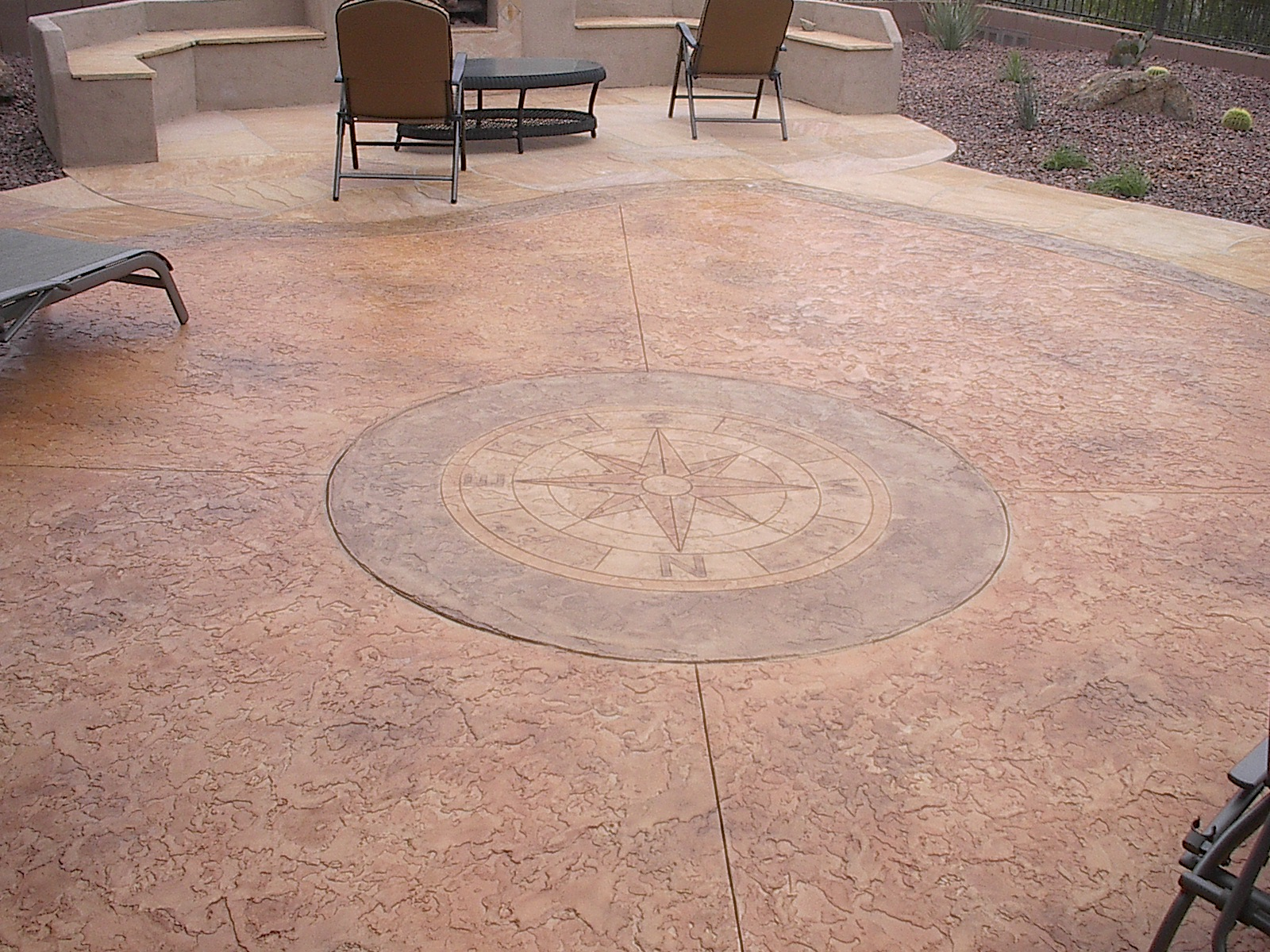 of a patio pavers build paving between unique gravel concrete luxury how to slabs