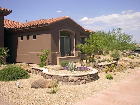 Phoenix Desert Landscape Design
