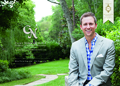 Cosmetic Dentist Clint Newman in The Scout Guide