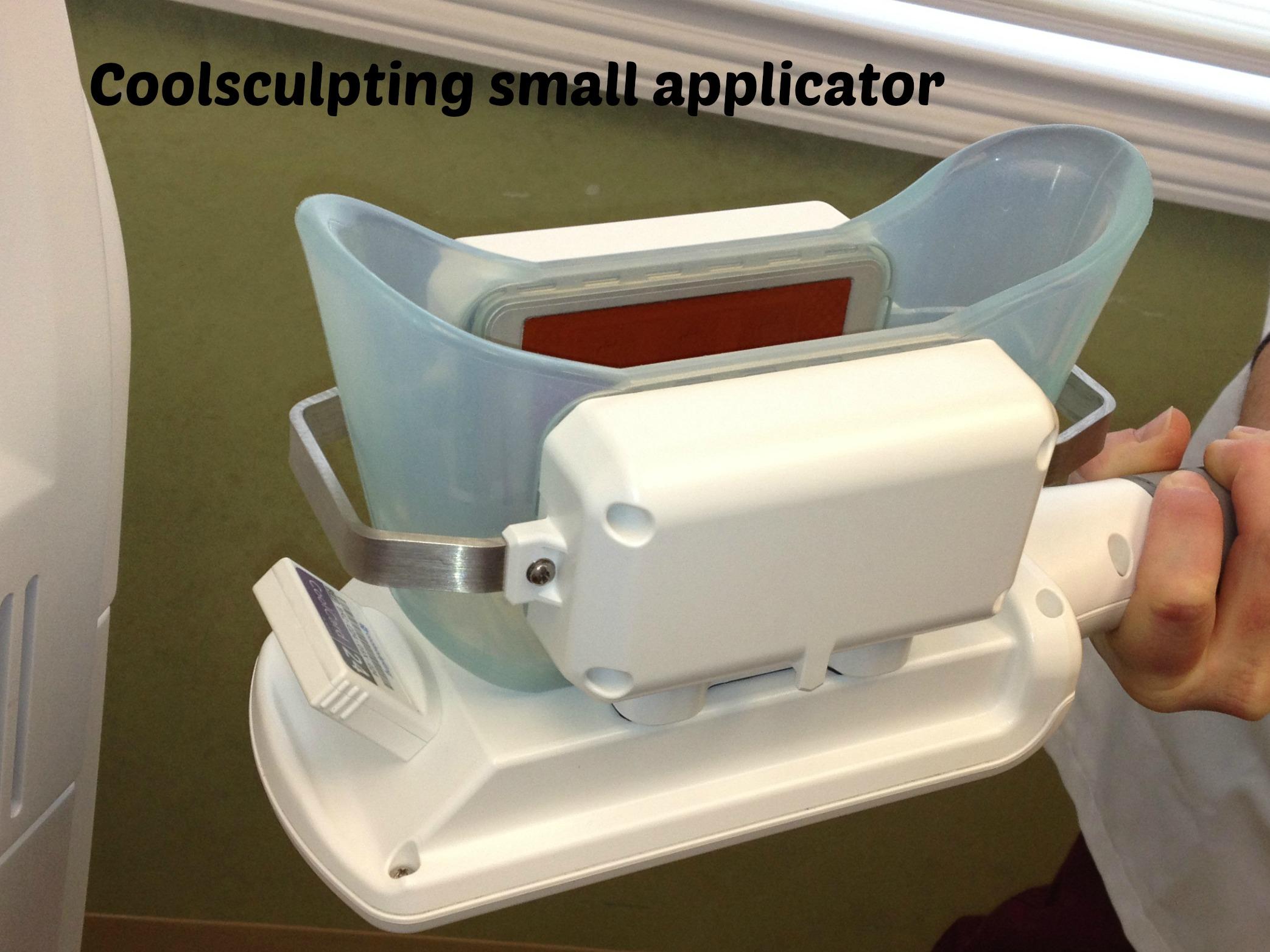 coolsculpting applicator photo