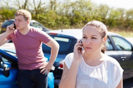 Side Swipe Auto Accidents Can Result In Major Injuries