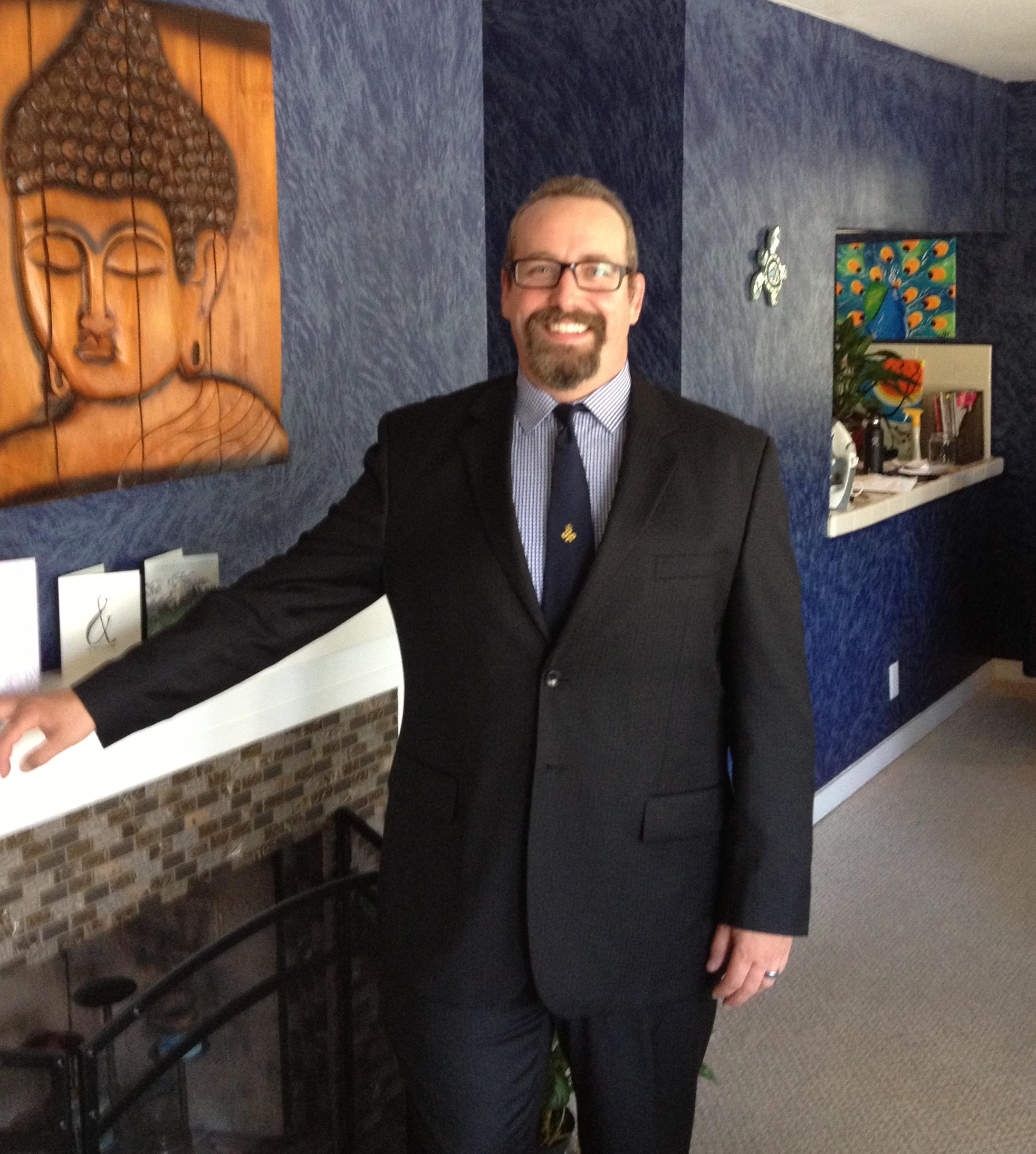 Michael Hurley, Einstein Medical National Sales Director