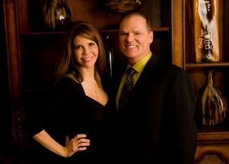 Little Rock Cosmetic Surgeon Dr. Michael Devlin and Lesli Devlin