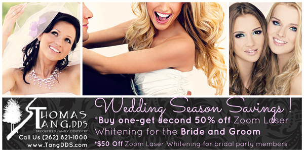 Dental Whitening Bridal Brookfield, WI