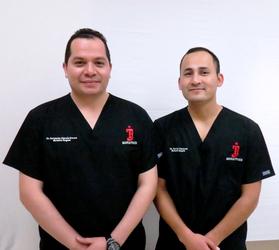 Dr. Garcia and Dr. Vazquez