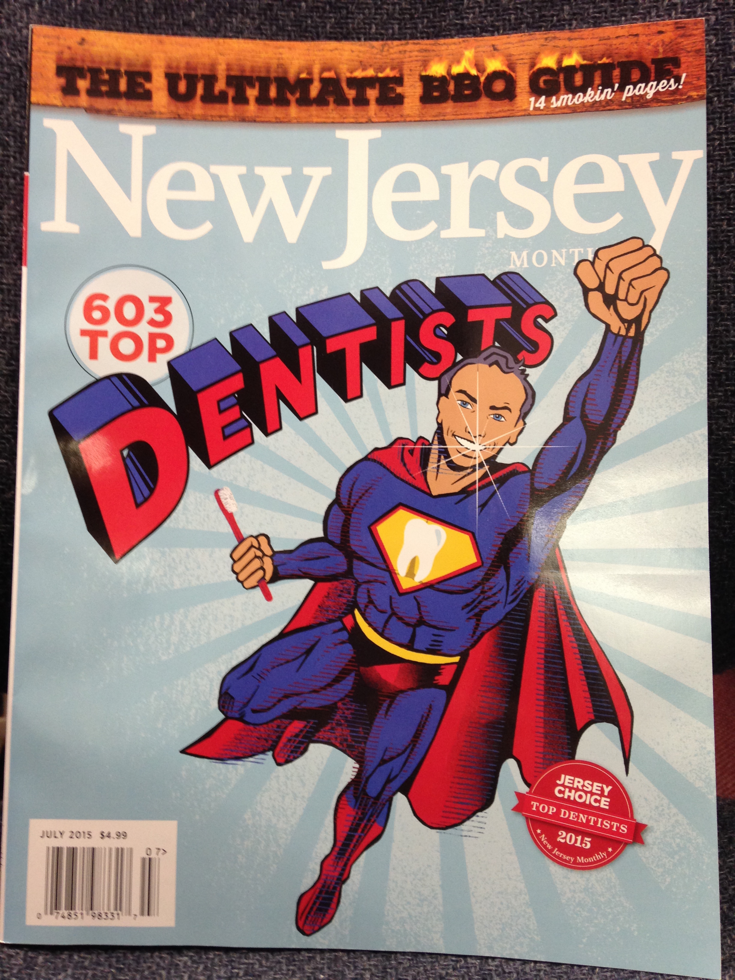 top dentists new jersey magazine
