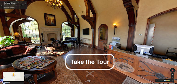 Google Business View Virtual Tour - Take the Tour