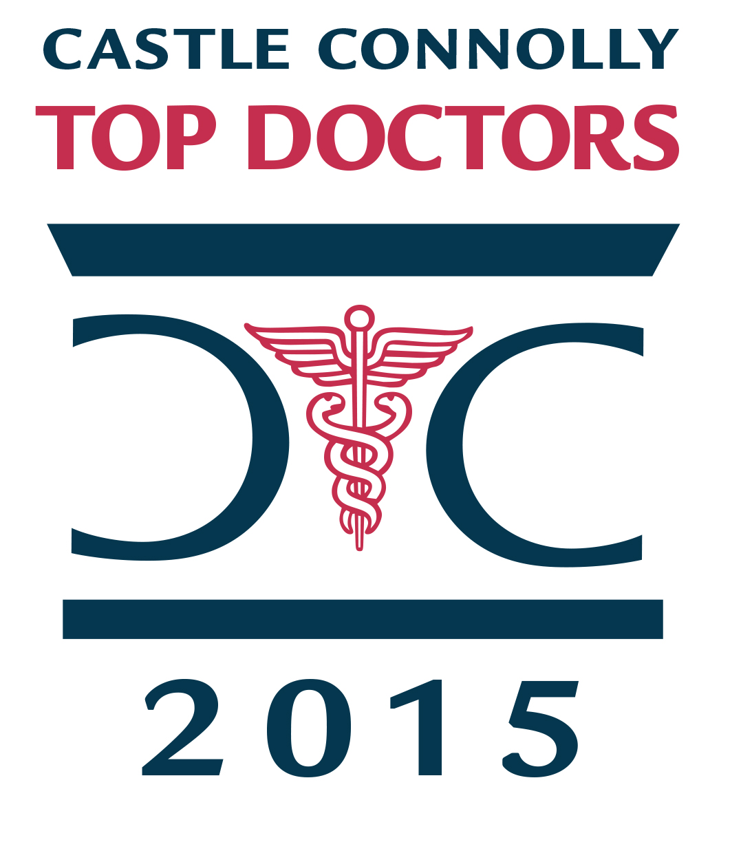 Castle Connolly Top Doctors 2015 Logo