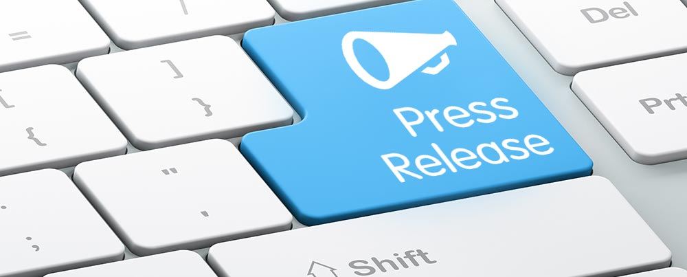 Press releases expand your reach beyond the confines of your website.