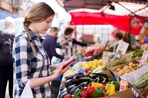 Idaho Fall's Farmer's Market