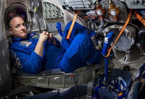 American Astronaut Scott Kelly