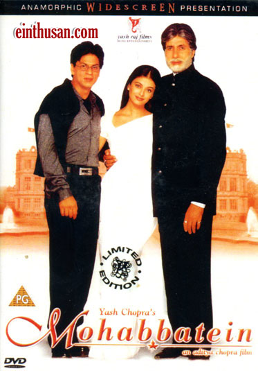 Mohabbatein (2000) Hindi in HD - Einthusan