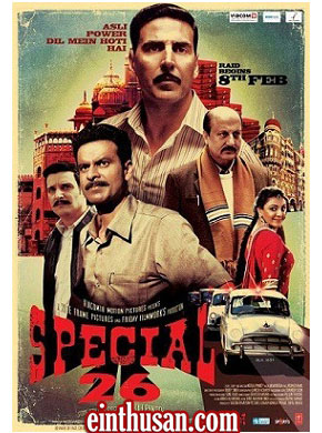 Special 26 - Full Movie Watch Online