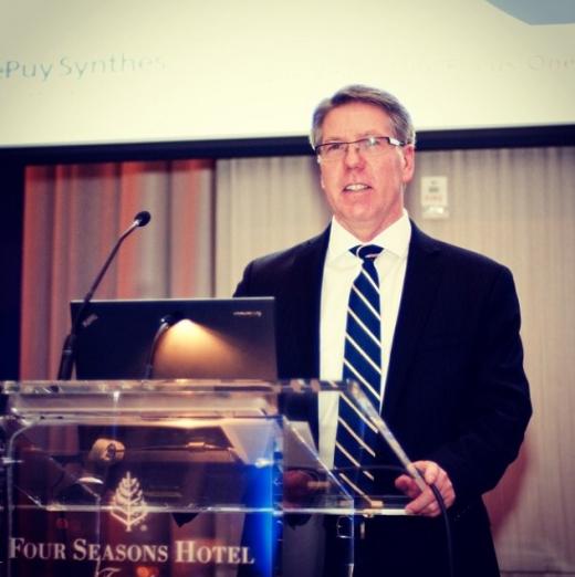 John O'Hara, MBA