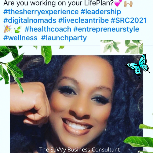 sherry Robinson/The Savvy Business Consultant