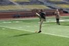 Kickers make it look easy