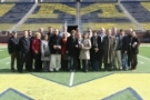 DTE Executives conclude a wonderful experience at the U of M - Ross School of Business