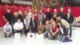 Coordinated and led the Salvation Army Prison Toy volunteer event for the ManpowerGroup Finance Team