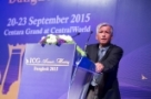 Address at the Annual Meeting of the International Commission on Glass in Bangkok, Thailand. September 20-23, 2015.
