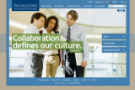 Carlyle Group Web Design