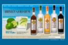 Brinley Rum Web Design