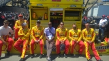 Getting to know the NASCAR Pit Crews