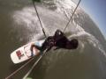 Kitesurfing in Alameda