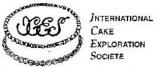 International Cake Exploration Society Member