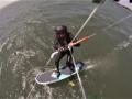 Kitefoiling in Alameda