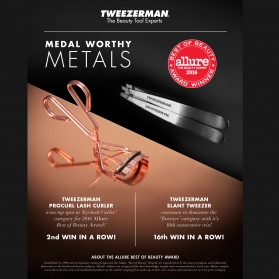 Tweezerman | Allure Winners 2016