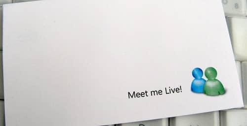 MSN Messenger y Windows Live en una sola Cuenta Microsoft