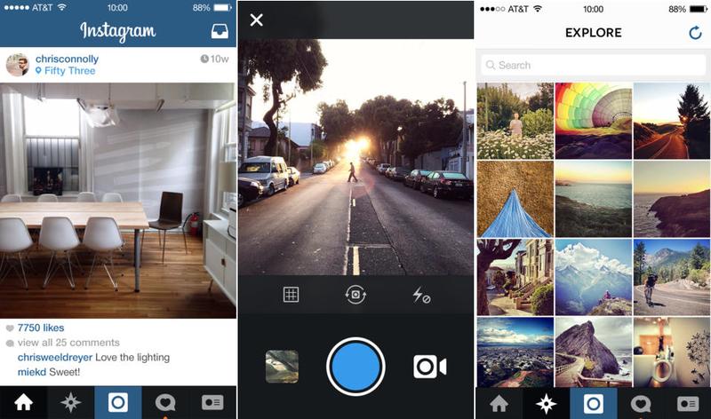 Instagram - Guía de Instalación para iOS