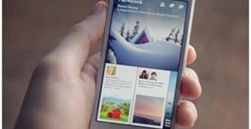 """Paper"" para Facebook"