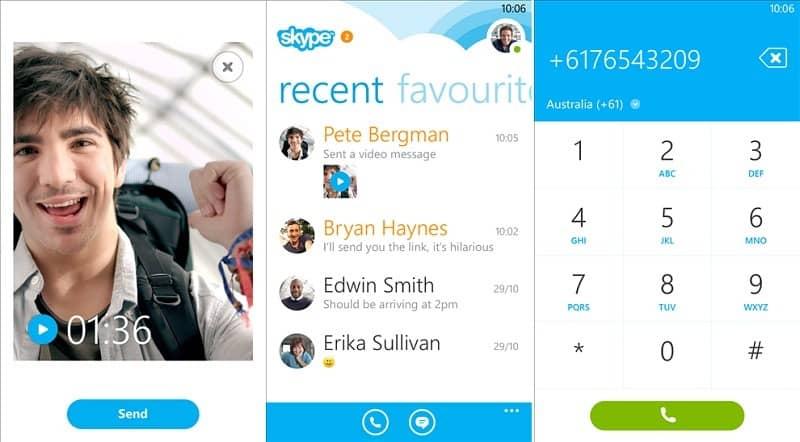 Skype - Guía de Instalación para Windows Phone