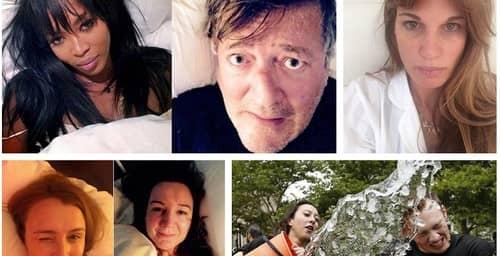 En Twitter un nuevo desafío, la selfie de cuando apenas te despiertas!