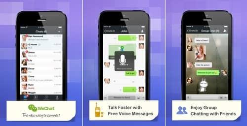 WeChat - Guía de Instalación para iOS
