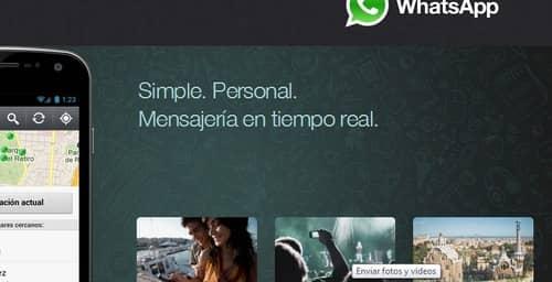 WhatsApp facilita tomar fotos y callar grupos molestos