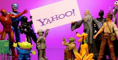 Yahoo va por el mercado de YouTube