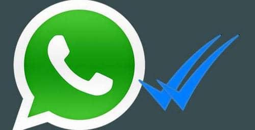 Ahora sí, Whatsapp permite desactivar el doble check azul