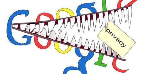 """Google """"Mi cuenta"""" y la privacidad de datos"""