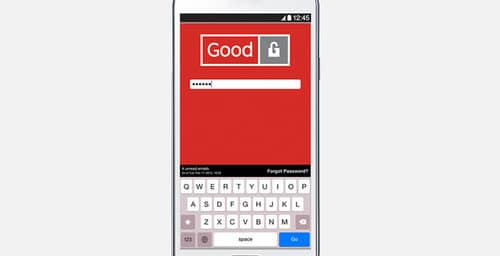 BlackBerry se fortalece sumando a Good Technology